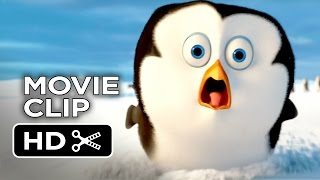 Penguins of Madagascar Movie CLIP - Antarctica (2014) - Benedict Cumberbatch Movie HD
