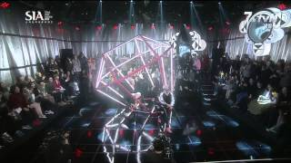 getlinkyoutube.com-[131024 Live Perf.]G-Dragon - Naliria + Crooked @Mnet Style Icon Awards