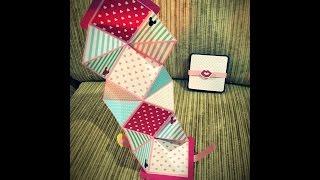 樂樂手工創意-禮物盒機關卡🎁-超展開小書教學影片  Valentine's day DIY Craft