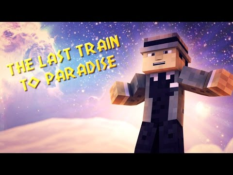 The Last Train To Paradise! (Minecraft Animation)