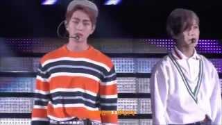 getlinkyoutube.com-150523 Dream concert SHINee view Onew focus