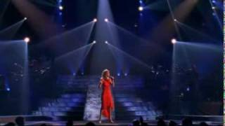 getlinkyoutube.com-Because You Loved Me - Celine Dion Live in Memphis
