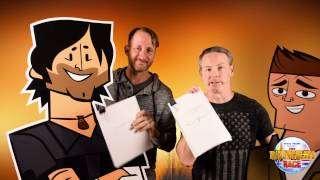 getlinkyoutube.com-Fresh Tv's Total Drama, Ridonculous Race Holloween Cosplay Contest!