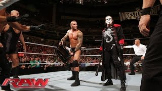 getlinkyoutube.com-Sting and the Viper clean house: Raw, March 16, 2015
