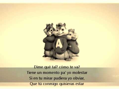 ★Juan Magan-Mal de Amores (Alvin y las Ardillas)(The Chimpunks)★