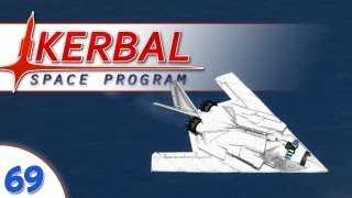 getlinkyoutube.com-Kerbal Space Program - #069 - Fun with Airplanes by Heyitstass