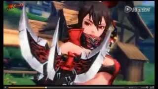 getlinkyoutube.com-Kritika Online - Promo new patch 65 EX SKILLS AWESOME trailer! By Tencent Game
