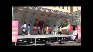 getlinkyoutube.com-女子大生が学祭で踊ってみた【ラブライブ!】
