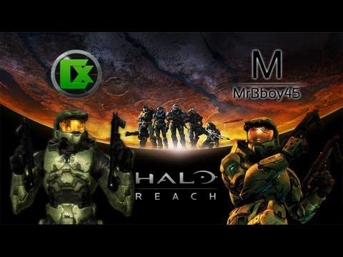 Halo MrBboy ? Cruxy le noob de Halo Reach (sauf en zombie^^) !