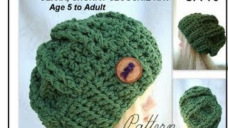 getlinkyoutube.com-FRONT POST DOUBLE CROCHET