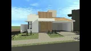 getlinkyoutube.com-Arquiteto Ronaldo Noguchi - Residência WT10