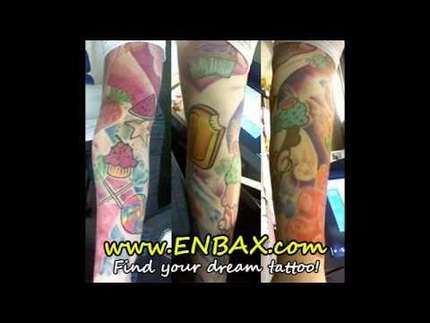 Kawaii Tattoos! SO CUTE!!
