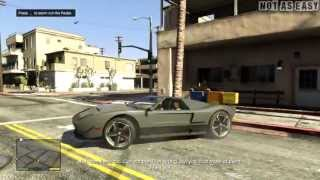 Grand Theft Auto V (GTA 5) Gameplay Walkthrough Part 3 Repossession XBOX 360 PS3 PS4 [ Full HD ]