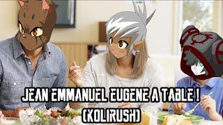 [Dofus] Humility - Jean-Emmanuel-Eugène à Table ! (Kolirush)