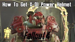 getlinkyoutube.com-Fallout 4: How To Get The X-01 Power Helmet