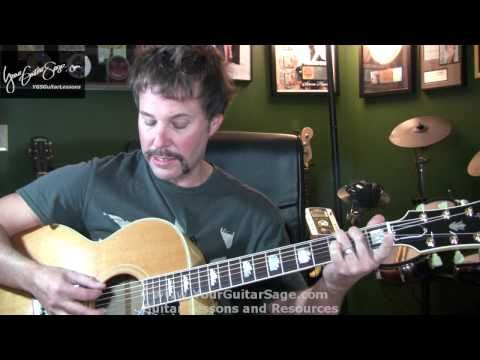 Bar Chords Part 1 -  Beginner Acoustic Guitar Lesson