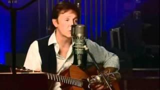 getlinkyoutube.com-Paul McCartney - Blackbird (Abbey Road studio LIVE)