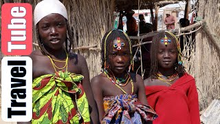 4wd Safari Namibia part 7 (HD1080p): Opuwo