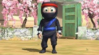 getlinkyoutube.com-Clumsy Ninja Released - Gameplay