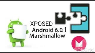 COMO INSTALAR XPODED ANDROID 6.0.1