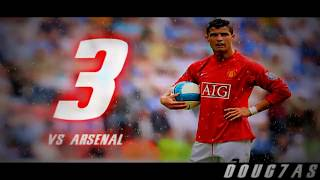 getlinkyoutube.com-Copy of Cristiano Ronaldo  Top 10 Free Kicks in Manchester United