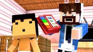 getlinkyoutube.com-WHO'S YOUR DADDY?! (Minecraft Animation)