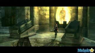 getlinkyoutube.com-Tomb Raider Legend HD Walkthrough - England - King Arthur's Tomb pt 6