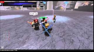 getlinkyoutube.com-Roblox|How to defeat boss floor 2|Sword art online:Burst