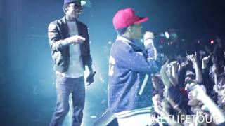 Curren$y - Jet life tour (Chicago)