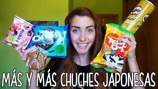 MÁS Y MÁS CHUCHES JAPONESAS con JAPONSHOP