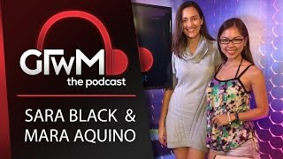 GTWM S05E042 - Sara Black and Mara Aquino on right choices.