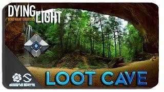 getlinkyoutube.com-Dying Light - Easter Egg Loot Cave Destiny Reference
