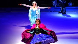 getlinkyoutube.com-Disney On Ice Frozen & More Highlights - NEW 100 Years of Magic Show 2015