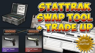 getlinkyoutube.com-CS:GO - StatTrak Trade Up Contracts + StatTrak Swap Tool