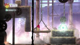 Making-of #1: Gameplay & Art - Child of Light