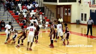 getlinkyoutube.com-recruit757 Lake Taylor v Booker T. Washington 2015