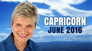 getlinkyoutube.com-CAPRICORN JUNE 2016 ASTROLOGY Predictions with Barbara Goldsmith