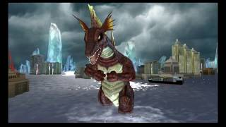 getlinkyoutube.com-Godzilla: Unleashed - Godzilla 1954 VS. Titanosaurus (CLASSIC REMATCH)