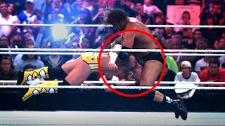 getlinkyoutube.com-5 BANNED WWE Finishers
