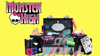 getlinkyoutube.com-Monster High Monsterfy Makeup Case: Be Your Own Monster!