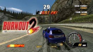 getlinkyoutube.com-Dolphin Emulator 5.0-1850 | Burnout 2: Point of Impact [1080p HD] | Nintendo GameCube