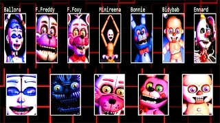 getlinkyoutube.com-[COMPLETE] Five Nights at Freddy's: Sister Location *Jumpscare Simulator*