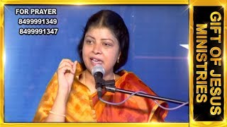 getlinkyoutube.com-Dr.Preetha Judson  Telugu Message - Pastors Conference 10-6-2016