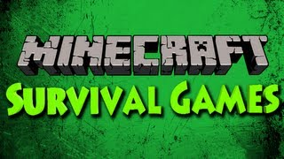 Minecraft: Hunger Games Survival w/ TheCampingRusher - Match 33 - Abandoned...