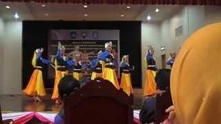 getlinkyoutube.com-Tarian Kreasi Baru Tradiosional Asia - Srikandi Tari Sekolah Tun Fatimah - SMS Labuan