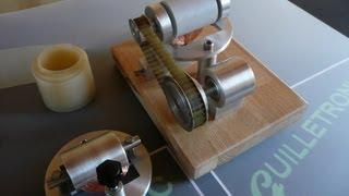 getlinkyoutube.com-Generador de Van de Graaff semiprofesional, fabricación paso a paso (part2). Van de Graaff generator