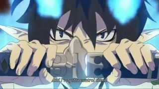 getlinkyoutube.com-Ao No Exorcist AMV ~ MONSTER ~ (Rin Okumura Tribute)
