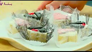 getlinkyoutube.com-حلوة لحباب | الشاف امال | حلوى نكت اللوز للأعراس | Benna TV