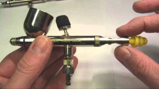 getlinkyoutube.com-Tuning your airbrush for detail work