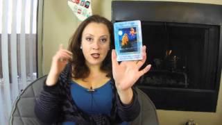 getlinkyoutube.com-Aquarius January 2016 Angel Oracle Card Soul Reading